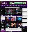 Baladas 5.2 Roxo - Wordpress