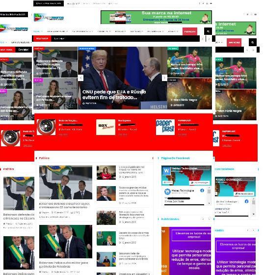 Script Pronto Portal de Notícias, Guia Comercial, Cupons e Venda de produtos em PHP